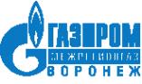 Логотип компании Газпром межрегионгаз Воронеж